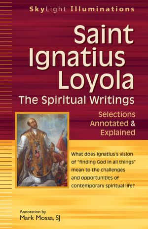 Ignatius New Cover